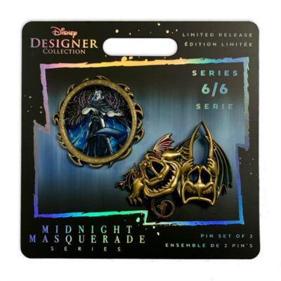 Set di pin Ade collezione Disney Designer Disney Store