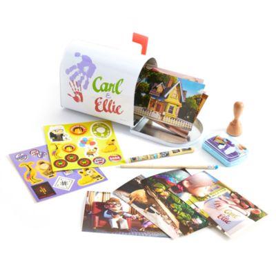 Disney Store Lot de cartes postales Là-Haut