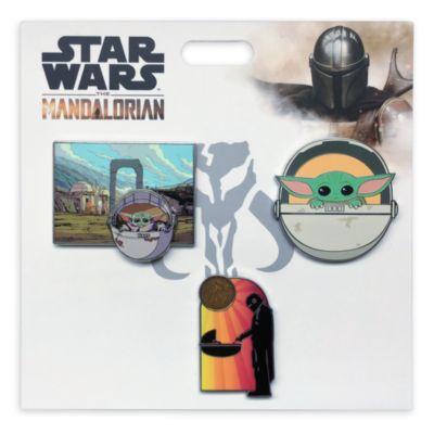 Disney Store Grogu Pin, Star Wars