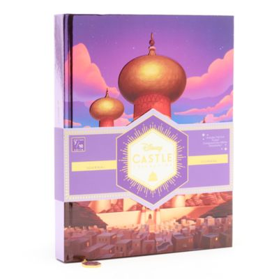 Disney Store Princess Jasmine Castle Collection Journal, 7 of 10