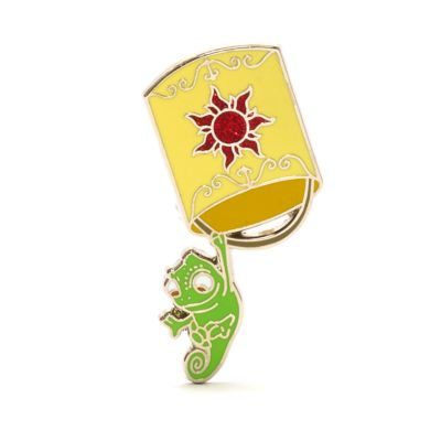 Disney Store Tangled Pin Set