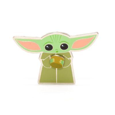 Disney Store Grogu with Cup Pin, Star Wars: The Mandalorian