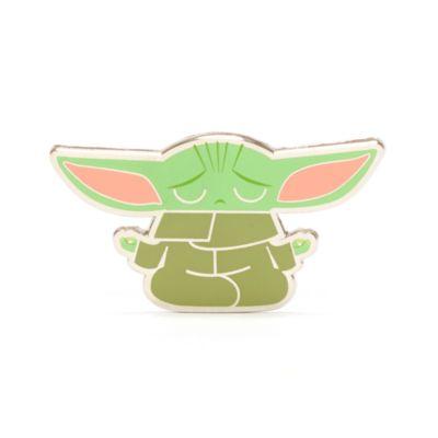 Disney Store Pin's Grogu en méditation