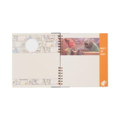 Disney Store Cahier A4 Flash Slothmore, Zootopie