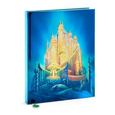 Disney Store Ariel Castle Collection Journal, 8 of 10