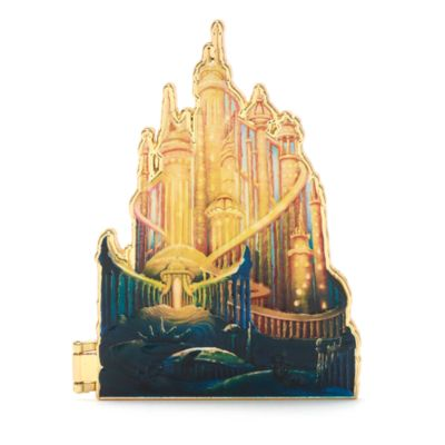 Pin Ariel, colección Castle, Disney Store (8 de 10)