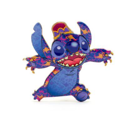 Maxi pin collezione Stitch Crashes Disney Aladdin Disney Store, 6 di 12