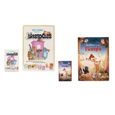 Disney Store Coffret de pin's Disney Classics Poster, 2sur 2