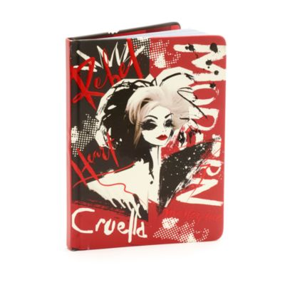 Disney Store - Cruella - Notizbuch