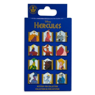 Disney Store Hercules Mystery Collectible Pin