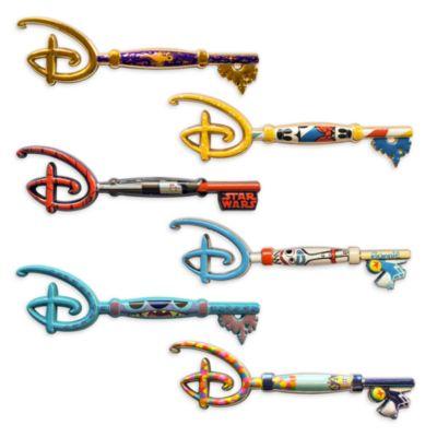 Pin da collezione Chiave a sorpresa Disney Store: serie 2
