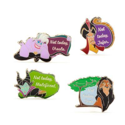 Disney Store Disney Ensemble de pin's Disney Villains