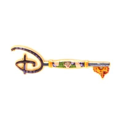 Disney Store The Hunchback of Notre Dame 25th Anniversary Opening Ceremony Key Pin
