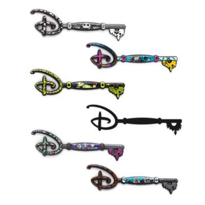 Pin llave misterioso coleccionable Pesadilla antes de Navidad, Disney Store