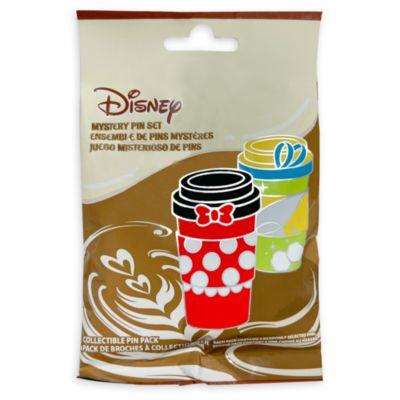 Disney Store Pin's mystère gobelet de voyage