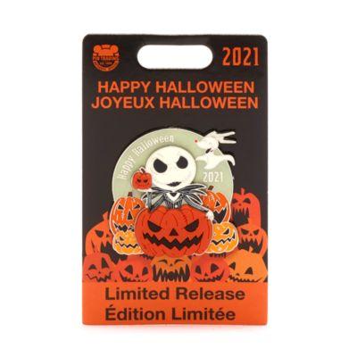 Pin Jack Skelleton, Halloween 2021, Disney Store