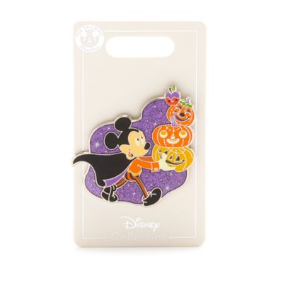 Disney Store Pin's Mickey Halloween