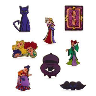 Disney Parks Hocus Pocus Mystery Pins