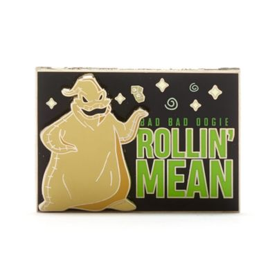 Disney Store Oogie Boogie Pin, The Nightmare Before Christmas