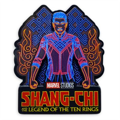 Disney Store Shang-Chi and the Legend of the Ten Rings Pin