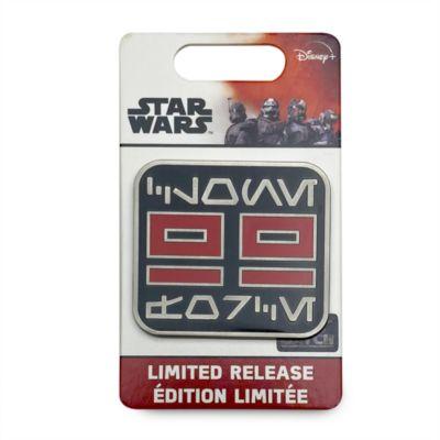 Disney Store - Star Wars: The Bad Batch - Anstecknadel mit Symbolen