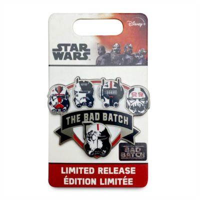 Pin cascos Star Wars: La Remesa Mala, Disney Store