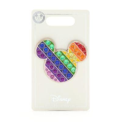 Disney Store - Rainbow Disney - Micky Maus - Anstecknadel