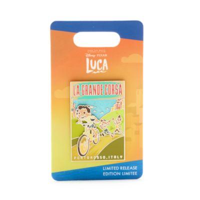 Disney Store Luca Pin