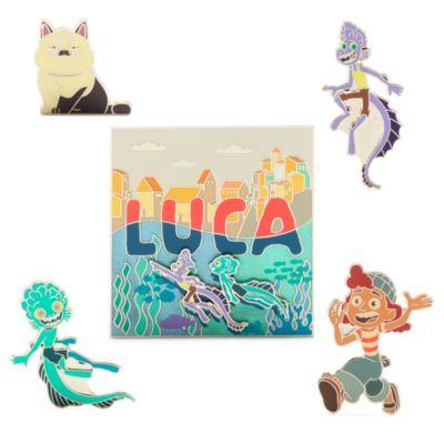 Disney Store Ensemble de pin's Luca Pin