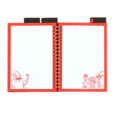 Disney Store - Nightmare Before Christmas - A4-Notizbuch