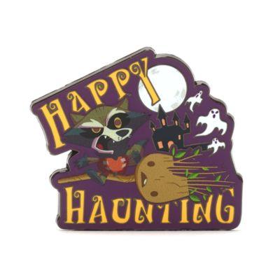 Disney Store Rocket and Groot Halloween Pin
