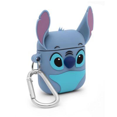 Étui Stitch en relief pour AirPods, Lilo & Stitch