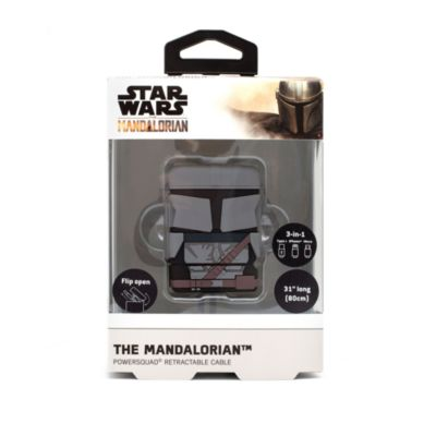 The Mandalorian Retractable Cable, Star Wars