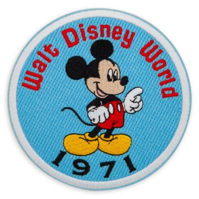 Mickey Mouse Club - Aufnäher zum 50. Geburtstag