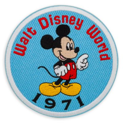 The Mickey Mouse Club 50th Anniversary Patch