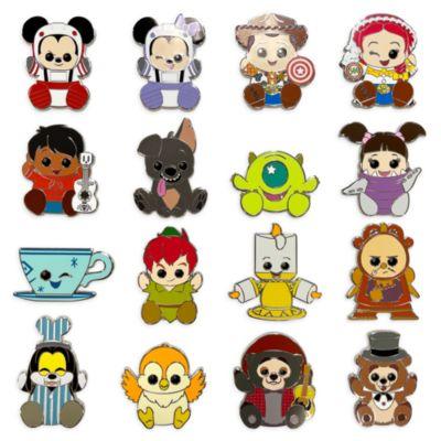 Mystery Pin Wishables Parchi Disney