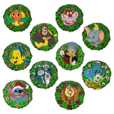 Confezione di pin Albero misterioso Disney Store