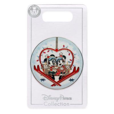 Disney Store Pin's de Noël Mickey et ses amis
