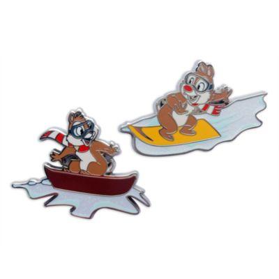 Disney Store - Chip & Chap - Anstecknadelset