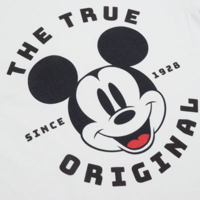 Mickey Mouse: The True Original Customisable T-Shirt For Adults