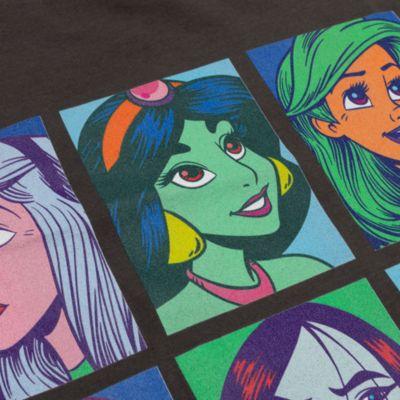 Disney Princess Pop Art Customisable T-Shirt For Kids