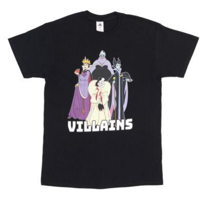 Disney Villains Customisable T-Shirt For Adults