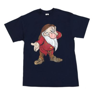 Grumpy Customisable T-Shirt For Adults
