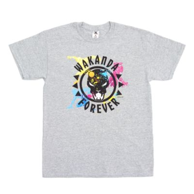 Black Panther Customisable T-Shirt For Adults