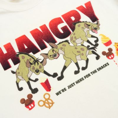 Hyenas Hangry Customisable T-Shirt For Kids, The Lion King