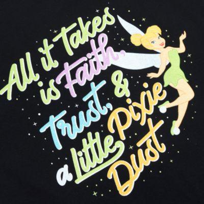 Tinker Bell Faith, Trust and Pixie Dust Customisable T-Shirt For Kids