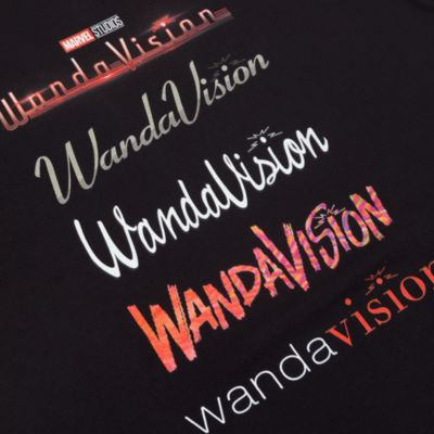 WandaVision Wording Customisable T-Shirt For Adults