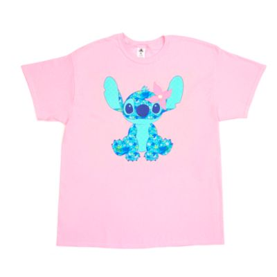 The Little Mermaid Stitch Crashes Disney Customisable T-Shirt For Adults, 4 of 12