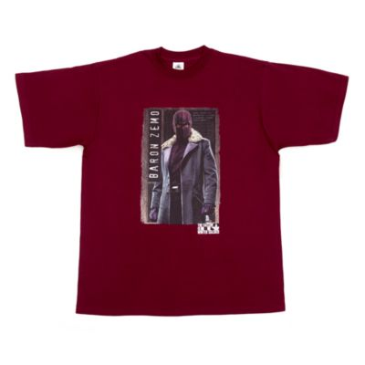Baron Zemo Customisable T-Shirt For Kids