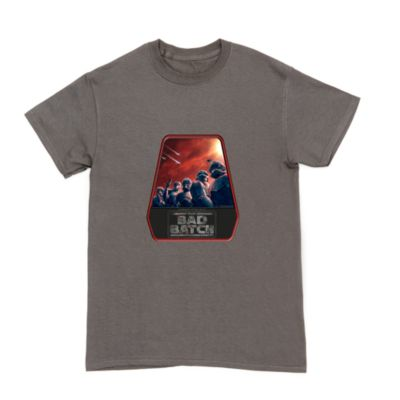 Star Wars: The Bad Batch Customisable T-Shirt For Adults